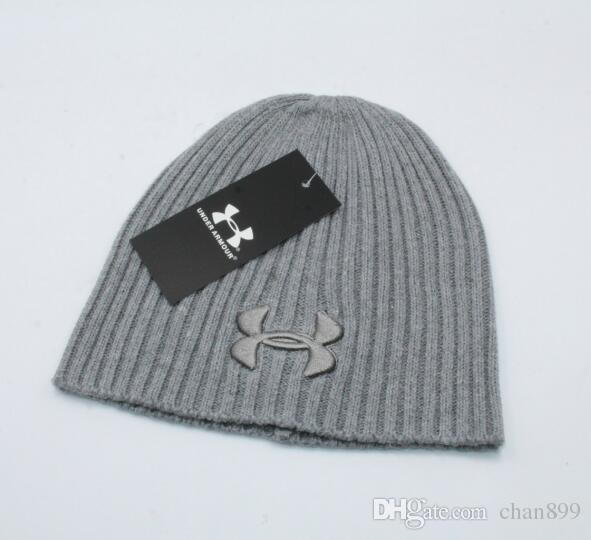 280877650ac 2018 New Autumn Winter Hats For Women Men Brand Designer Fashion ...