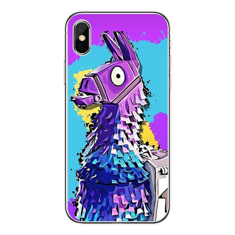 timeless design 77bde ef1b5 Popular Game Fortnite Style Phone Case for Iphone X 7P/8P 7/8 6/6sP 6/6s  5/5s/se New Arrival Hot Sale Back Cover Phone Case 18 Styles