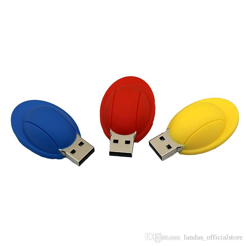 Новый 64 ГБ Pendirve флэш-накопитель 4 ГБ 8 ГБ 16 ГБ 32 ГБ памяти USB шлем USB флешки персонализированные подарок USB флэш-ручка привода