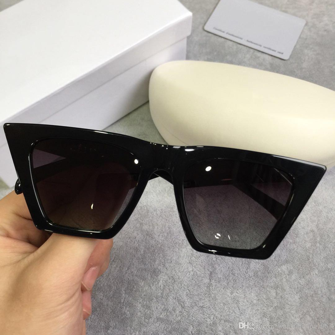 Gafas de sol de diseñador para hombres 41468 Gafas de sol de hombre para mujer Gafas de sol para mujer Gafas de sol de moda para hombre Protección UV