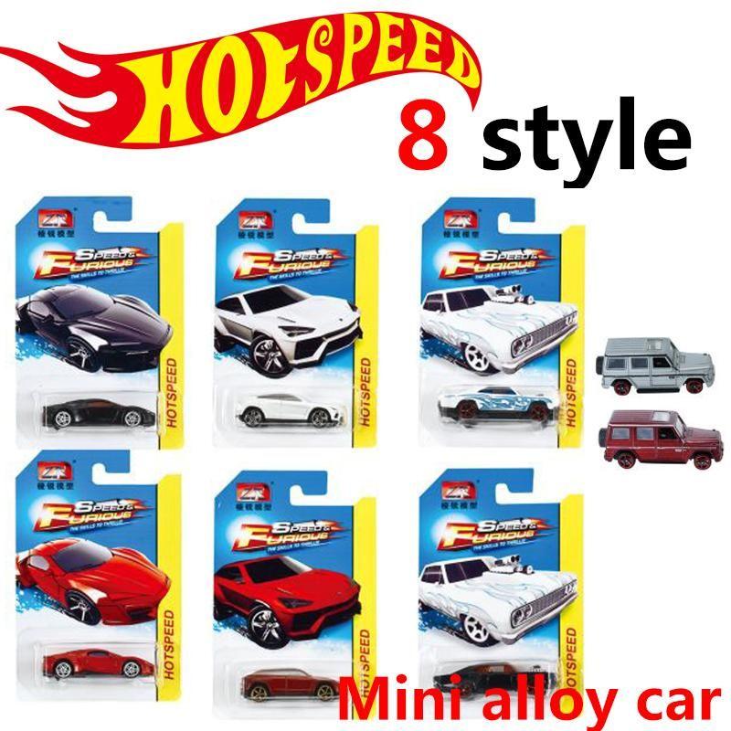 Großhandel Lr1008 Hot Wheels Mini Metall Grundlegende Autos Alloy ...