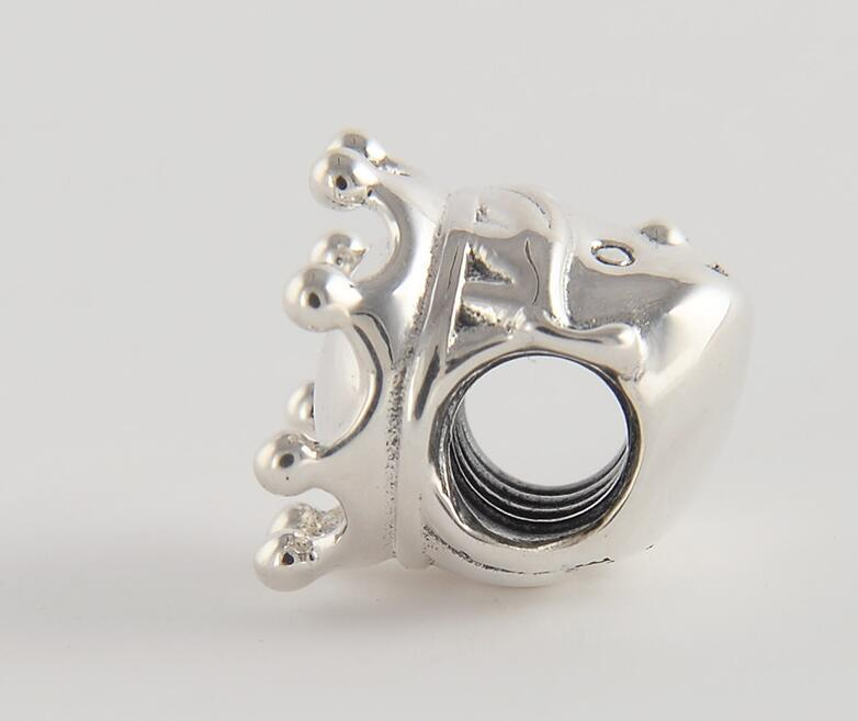 Brand new authentic 925 sterling silver precious boy girl charm beads suitable for Pandora original bracelet DIY jewelry production