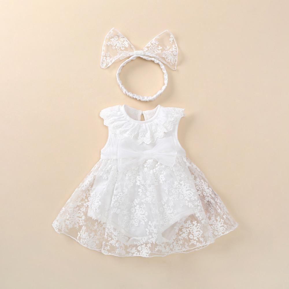 1f55307b1 2019 Baby Girl Dress Summer Clothes Kids Princess Dress Girl Wedding ...