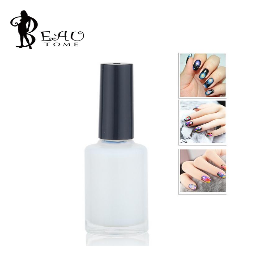 Beautome 2018 Pro Nail Art Glue For Foil Sticker Nail Transfer Tips