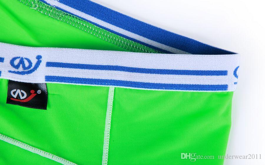 1007 SJ Wangjiang Brand wholesale panties mens underwear boxer shorts knickers no accessory lingerie Nylon spandex