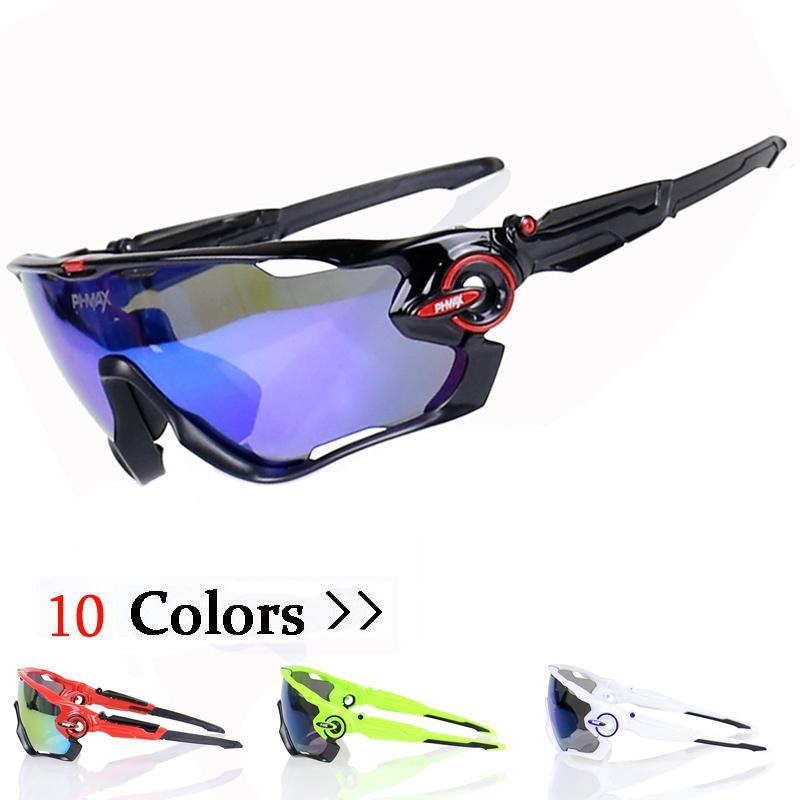 83c534f872 2019 Cycling Sun Glasses Outdoor Racing Bike Glasses Sports Bicycle Eyewear  MTB Bike Sunglasses Mountain Goggles 2018 From Litchiguo
