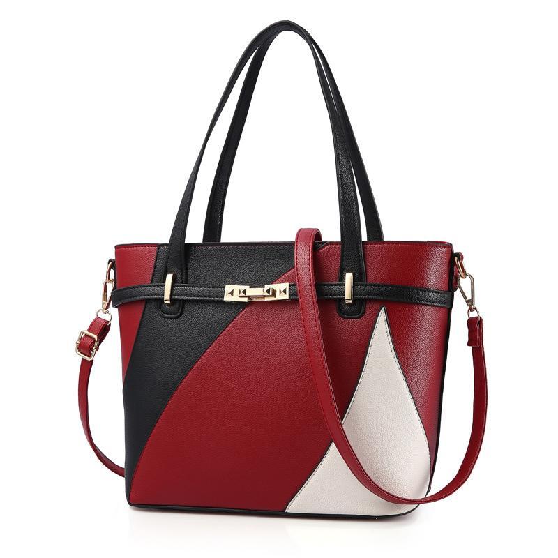 7b211266ded uggage Bags Handbags Aliwood Europe New Women's Handbags Shoulder bag  Ladies' Leather Messenger Bag Large Capacity Design Fashion Crossbo...