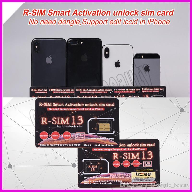 R sim 13 iccid code