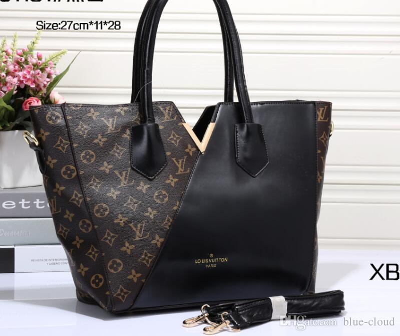 9665547ca0 2018 Brand New Women S Pu Leather KIMONO Handbag Satchel Lady LARGE  Shoulder Bag Purse Totes Hobos Handbags M40460 Ladies Bags Handbags For  Women From Blue ...