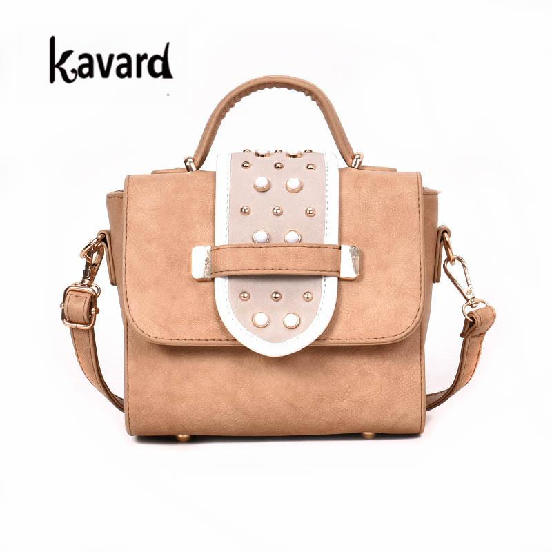 13f8e13157e Kavard Bags For Women 2018 Fashion Ladies Messenger Bag Handbags Women  Famous Brands Pearl Small Cute Tote Purses Shoulder Bag