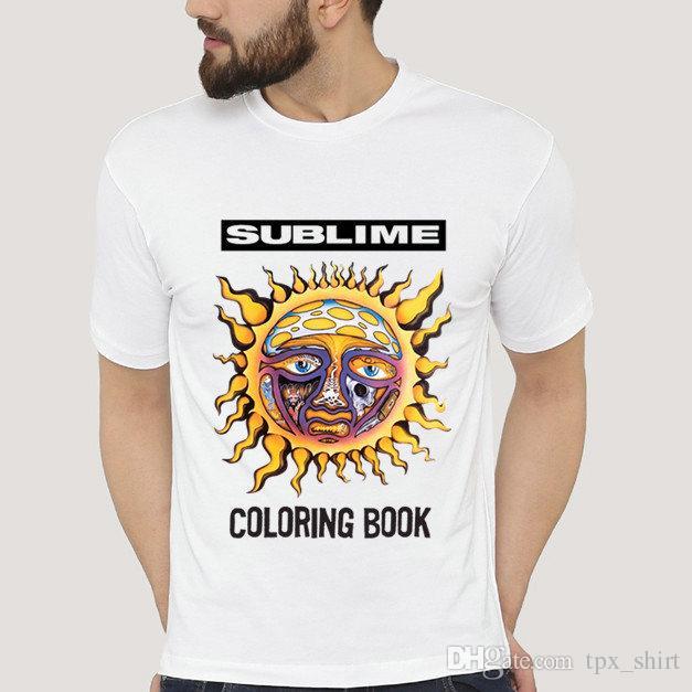 Satın Al Yüce T Shirt Güneş Yüzü Kısa Kollu Elbisesi Boyama Kitabı