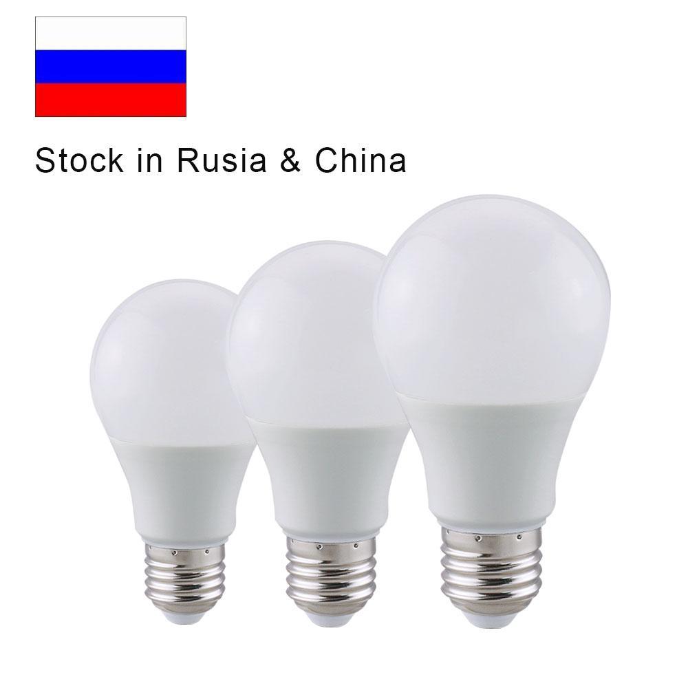 Led Bubble Bulb 85 265v Led Lamp E27 15w 9w 5w Bombillas Light ...