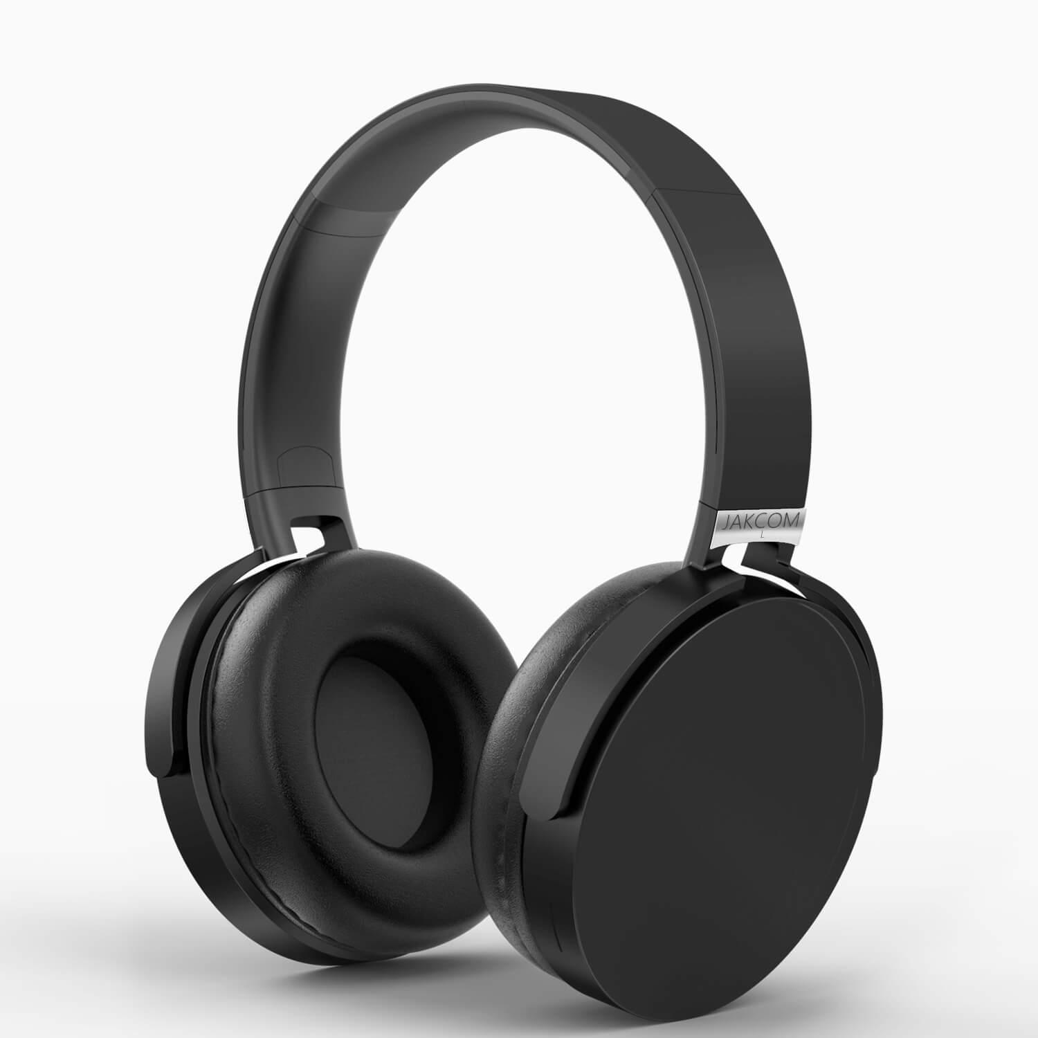 Bluetooth Headphones Over Ear Stereo Wireless Headset Soft Earmuffs With Built In Mic And Wired