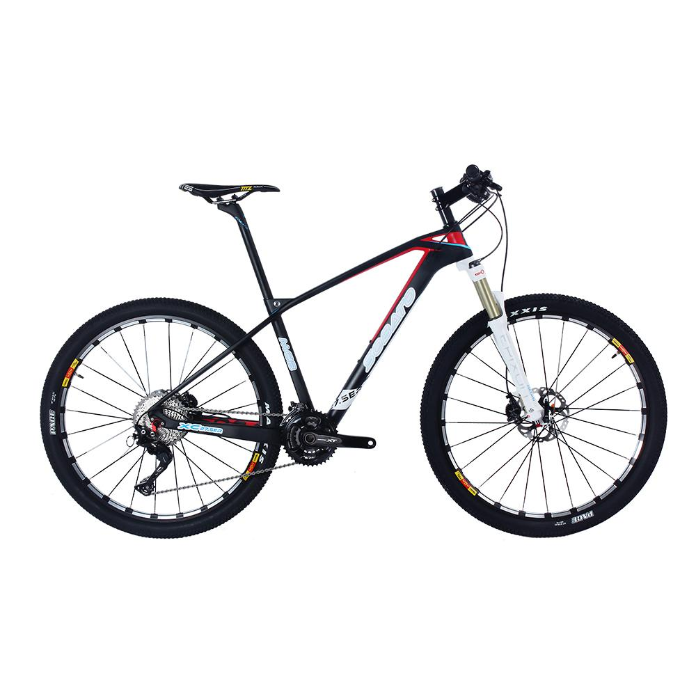 Super Light Carbon Fiber Mtb Bike 22 Speed Oil Disc Brake 275er Spacer Ring Karbon 1 Set Colours 17 Bicycle Bikes From Haolinsport 179805