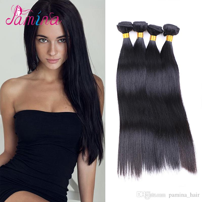 Pamina Beauty Plus Hair Straight 4 Bundles Vip Beauty Hair 8a