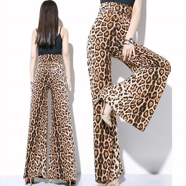Compre Nuevo Pantalón Holgado De Talla Grande Para Mujer Pantalón Holgado  Con Pierna Ancha A  32.17 Del Spancillll  85cd8db941bc