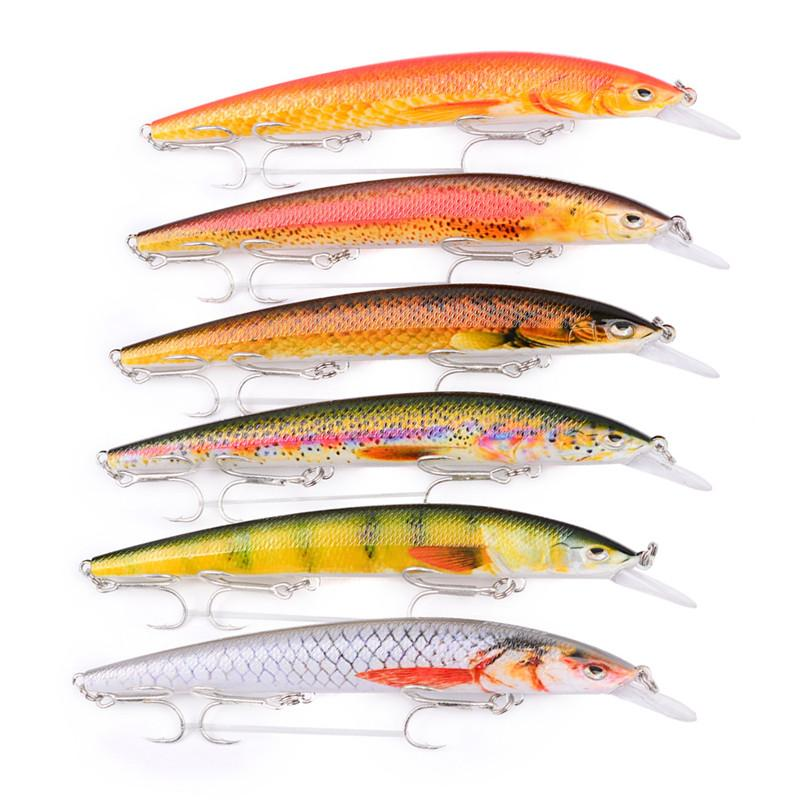 Free Gifts BASS Swimbaits Camouflage Laser Fish lure with 3 BKB Hooks 15cm 18g Saltwater Realistic Fishing bait Retail box Package