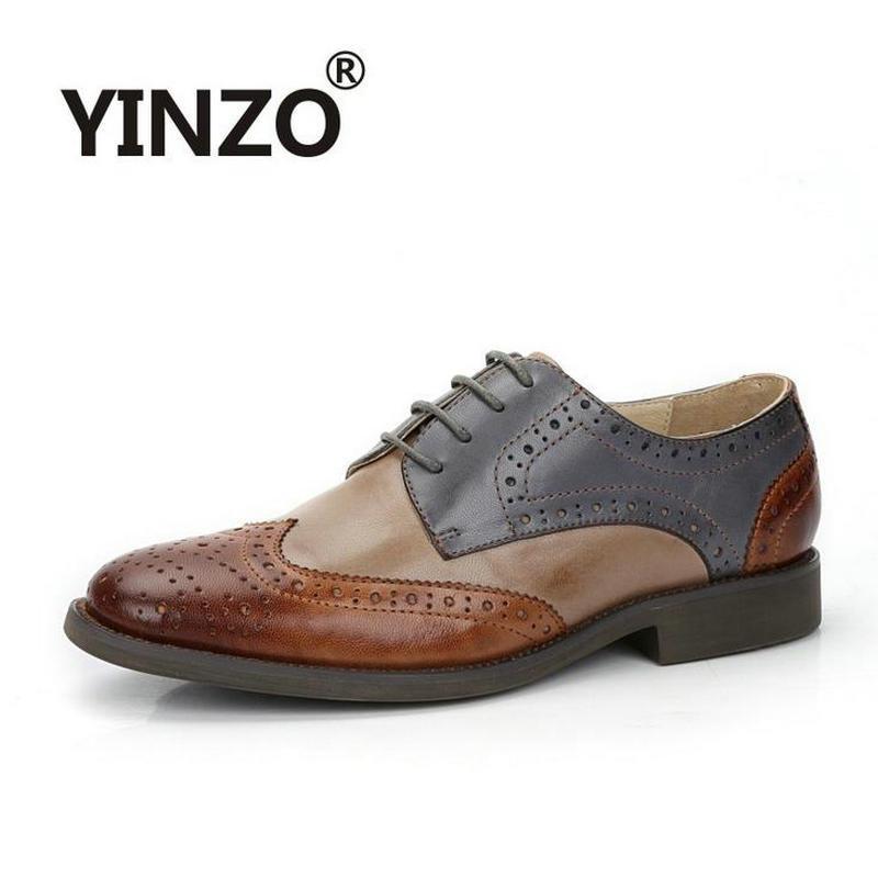 Compre YINZO Marca De Lujo 2017 Inglaterra College Style Bullock Tallado Zapatos  Oxford Mujer Brogues Oxford Sapatos Femininos Sapatilhas A  87.83 Del ... ddd821a362a