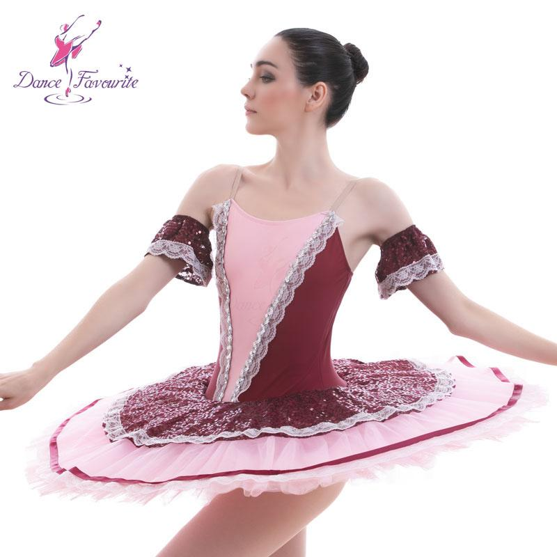 Stage & Dance Wear 2018 Sale Special Offer Acrylic Gymnastics Leotard Ballet Dress For Children Professional Costumes For Girls