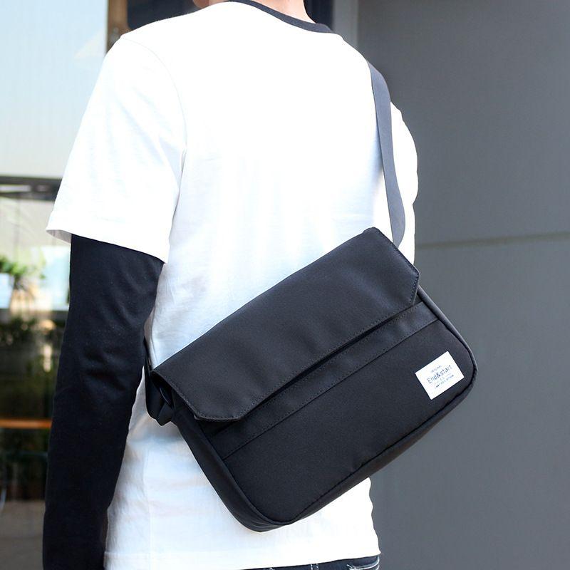 f473fdc293d2c 2018 Men Messenger Bags Nylon Waterproof Business Crossbody Shoulder Bags  Boys Multi Function Daypack Passport Travel Bag Men Leather Handbags  Handbags On ...
