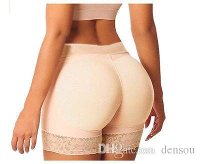 681c77964 Hot Shaper Pants Sexy Boyshort Panties Woman Fake Ass Underwear Push Up  Padded Panties Buttock Shaper Butt Lifter Hip Enhancer Hip Enhancer Fake  Ass ...