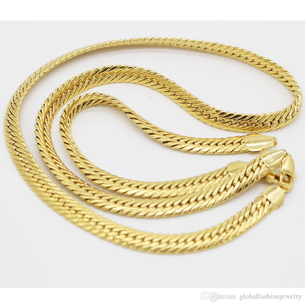 Gold plated fashion jewelry wholesale 20