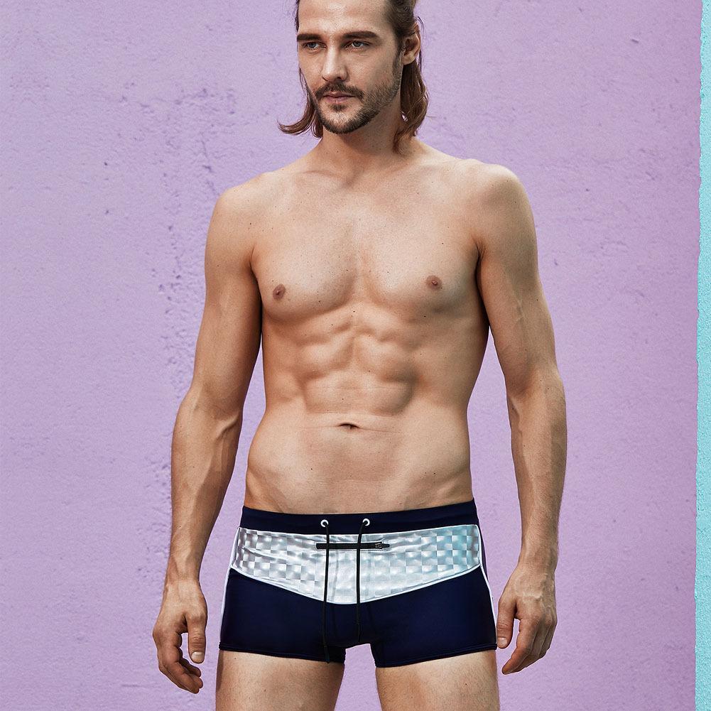 36177fece2 2019 2018 Mens Clothes Swimwear Boxers Sexy Swimsuits Man Surf Trunks Beach  Bikini Swimming Underwear Sportsman Bulge Buttocks From Jingju, $34.92 |  DHgate.
