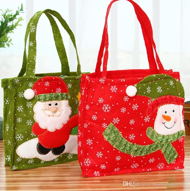 Großhandel Weihnachtsgeschenk Hauptparty Nette Dekor Vlies Kleine ...