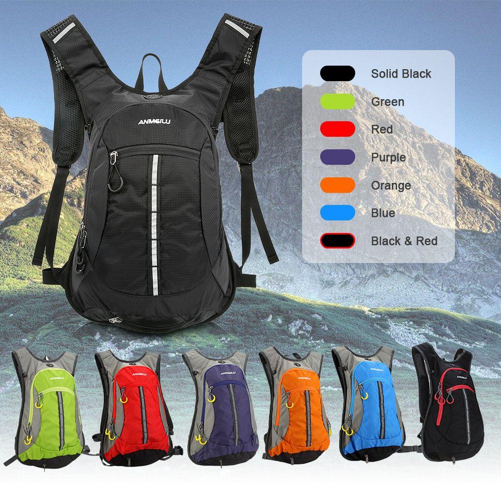 Cycling Bag 15L Unisex Outdoor Backpack Cycling Backpacks Shoulder  Waterproof Hydration Rucksack Travel Hiking Camping Water Bag Mochila UK  2019 From ... 61b524290752b