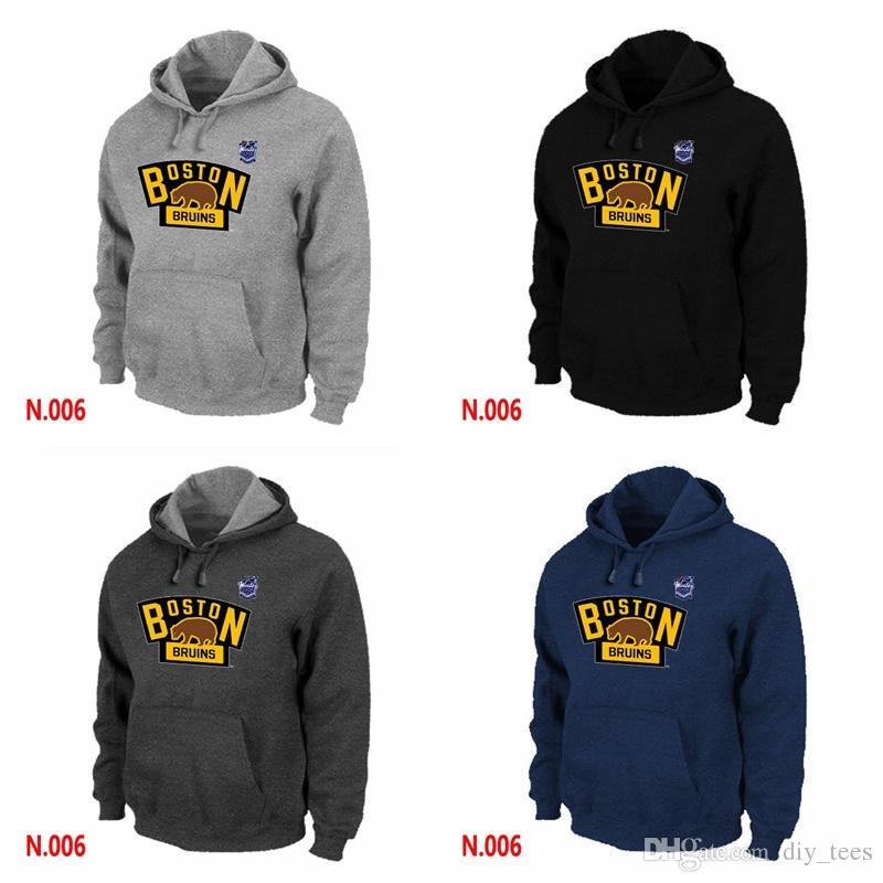 2018 - 19 Hot Boston Bruins Men Women Youth Pullover Hoodies Season ... af85025ea