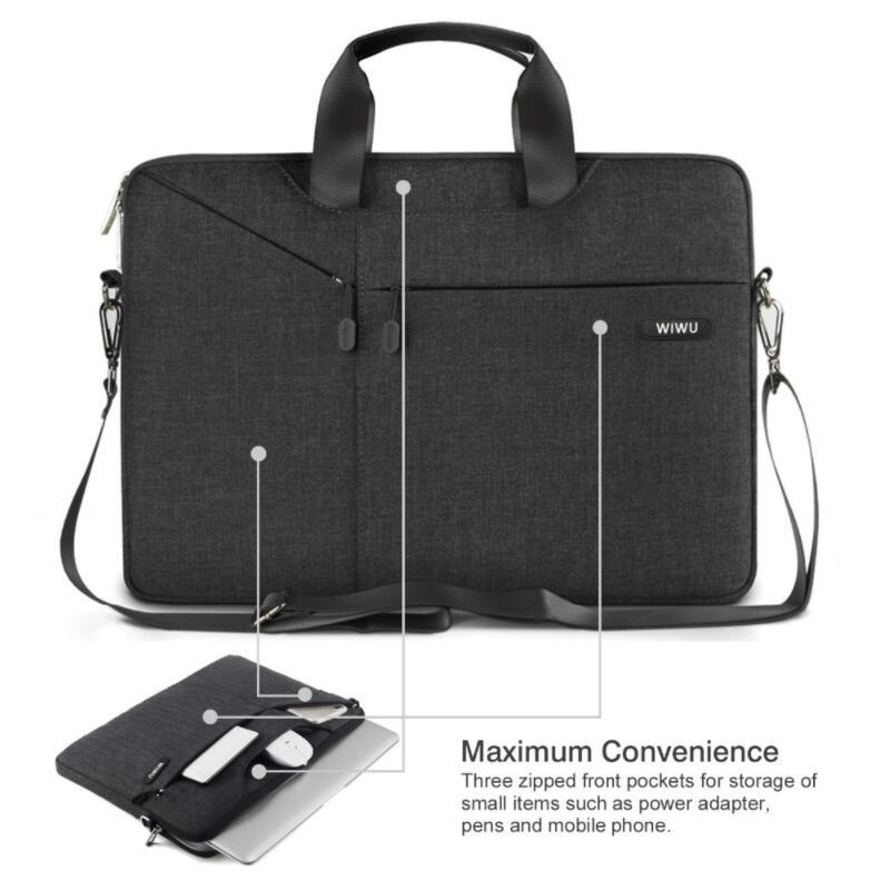 cb6e05027366 2019 Laptop Bag 11 12 13.3 14.1 15.4 Waterproof Nylon Notebook Bag For Dell  14 Laptop Bag For Macbook Pro 13 From Missyou2016, $64.33 | DHgate.Com