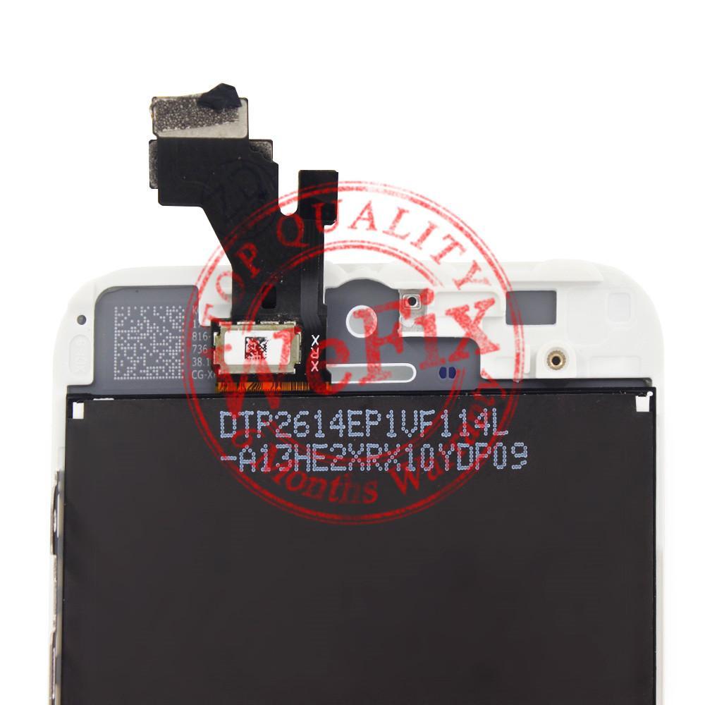 جودة عالية شاشة lcd لفون 5 5 ثانية 5c شاشة اللمس محول الأرقام كاملة التجمع استبدال أجزاء إصلاح شحن مجاني دي إتش إل