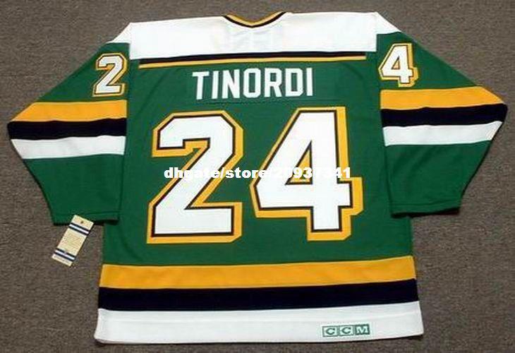 ... reduced 2018 wholesale mens mark tinordi minnesota north stars 1989 ccm  vintage away cheap retro hockey 7734df7c9