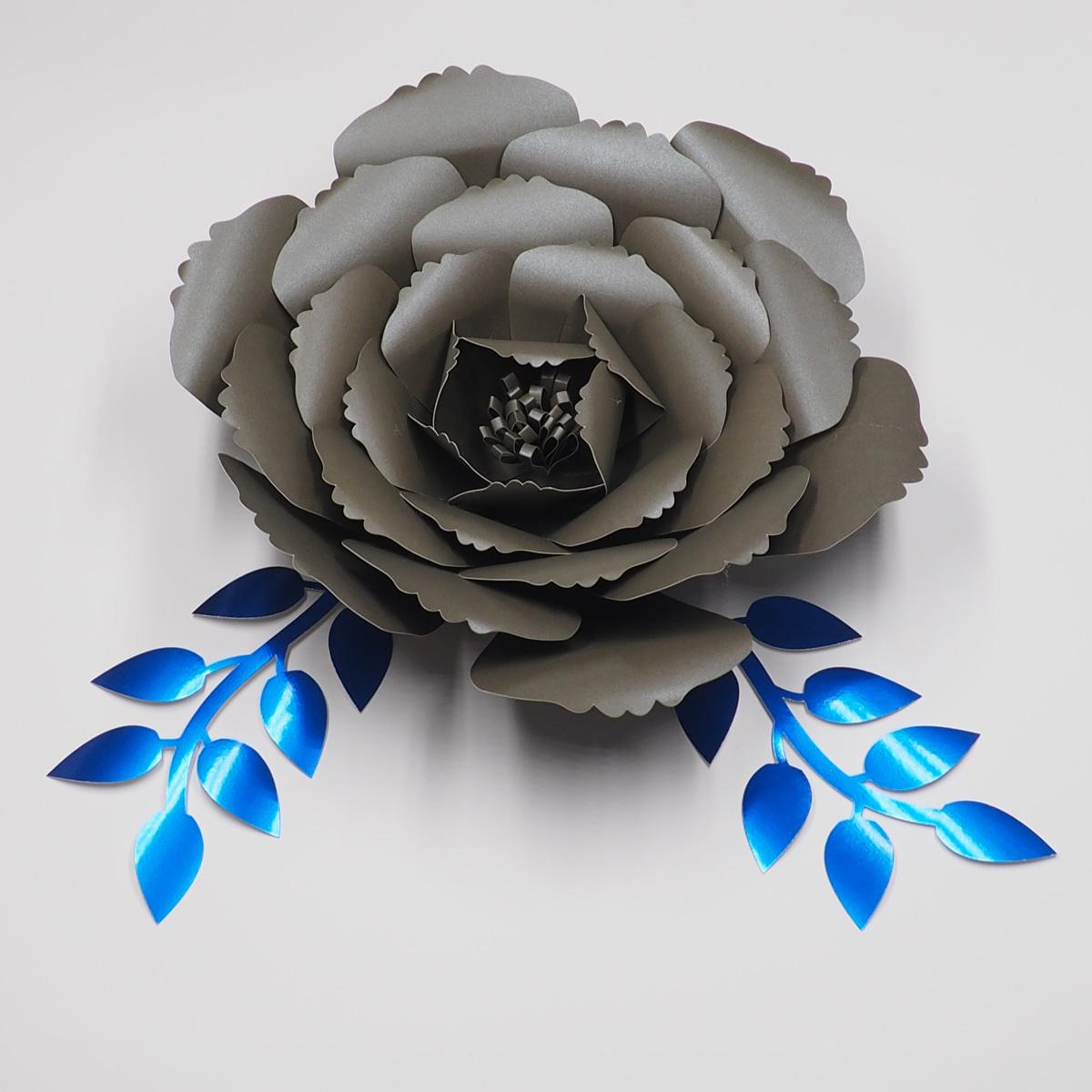 Flower leaves giant paper flowers special event retail stores flower leaves giant paper flowers special event retail stores galleries fashion and trade shows nurseries paper flower wedding decorations home deco izmirmasajfo