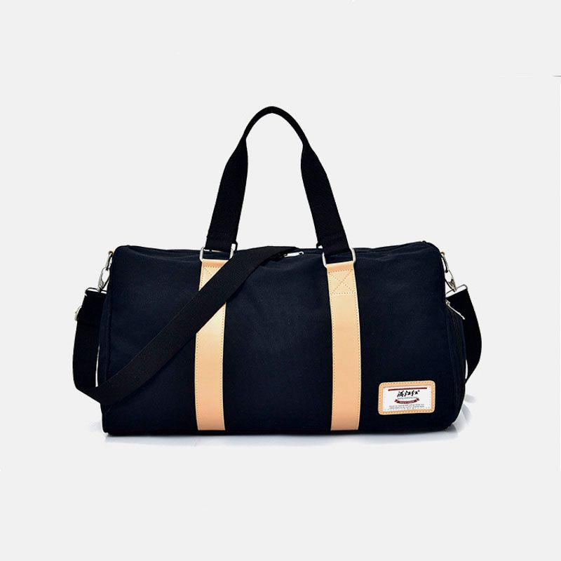 277cdc795451 Male Female Travel Bag Large Capacity Men Women Handbags Luggage Canvas Travel  Duffle Bags Weekend Bags Multifunctional Travel Bags Weekend Bag Handbag ...