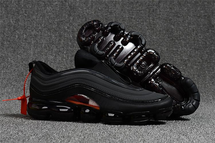 0daee2b3e3 New 97 Vapormax 97 Hybrid Black Reflect Silver Bullet Japan OG Running  Shoes For Men Women Gold Black Vapormaxes Sports Shoes Size36 46 Running  Shoes Women ...