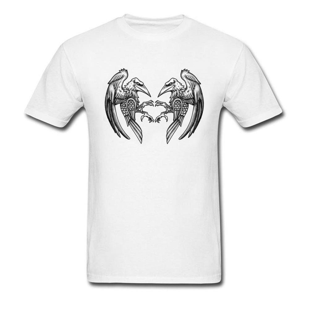 af335bffa1 Death Metal Punk T Shirts Men Popular Crazy Cool T Shirt Custom 100% Cotton  Sweatshirt Gothic Tattoo Lover Eagle T Shirt Funny Shirt Cotton T Shirts  From ...