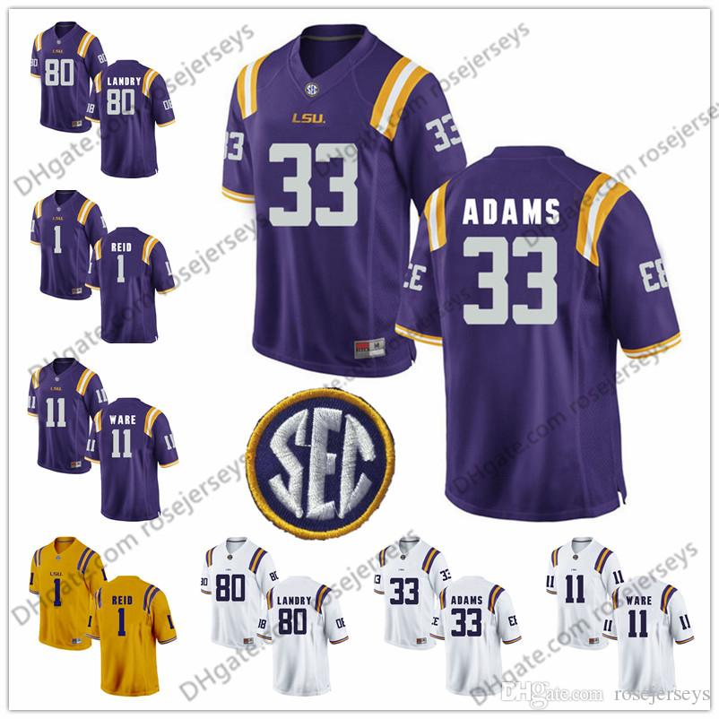 jamal adams college jersey