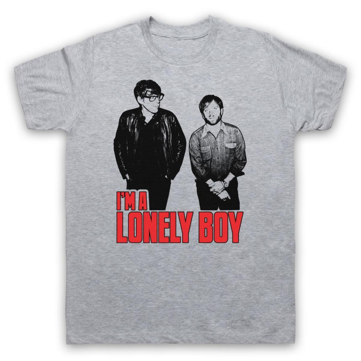 The Black Keys Lonely Boy Rock Dan Patrick Unofficial T Shirt Mens