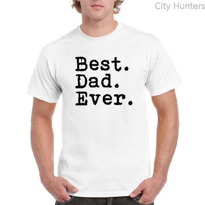 dd925e866 City Hunters Father's Day Hip-hop Cotton Leisure T-shirt Man T-shirt Short  Sleeve O Neck T-shirts