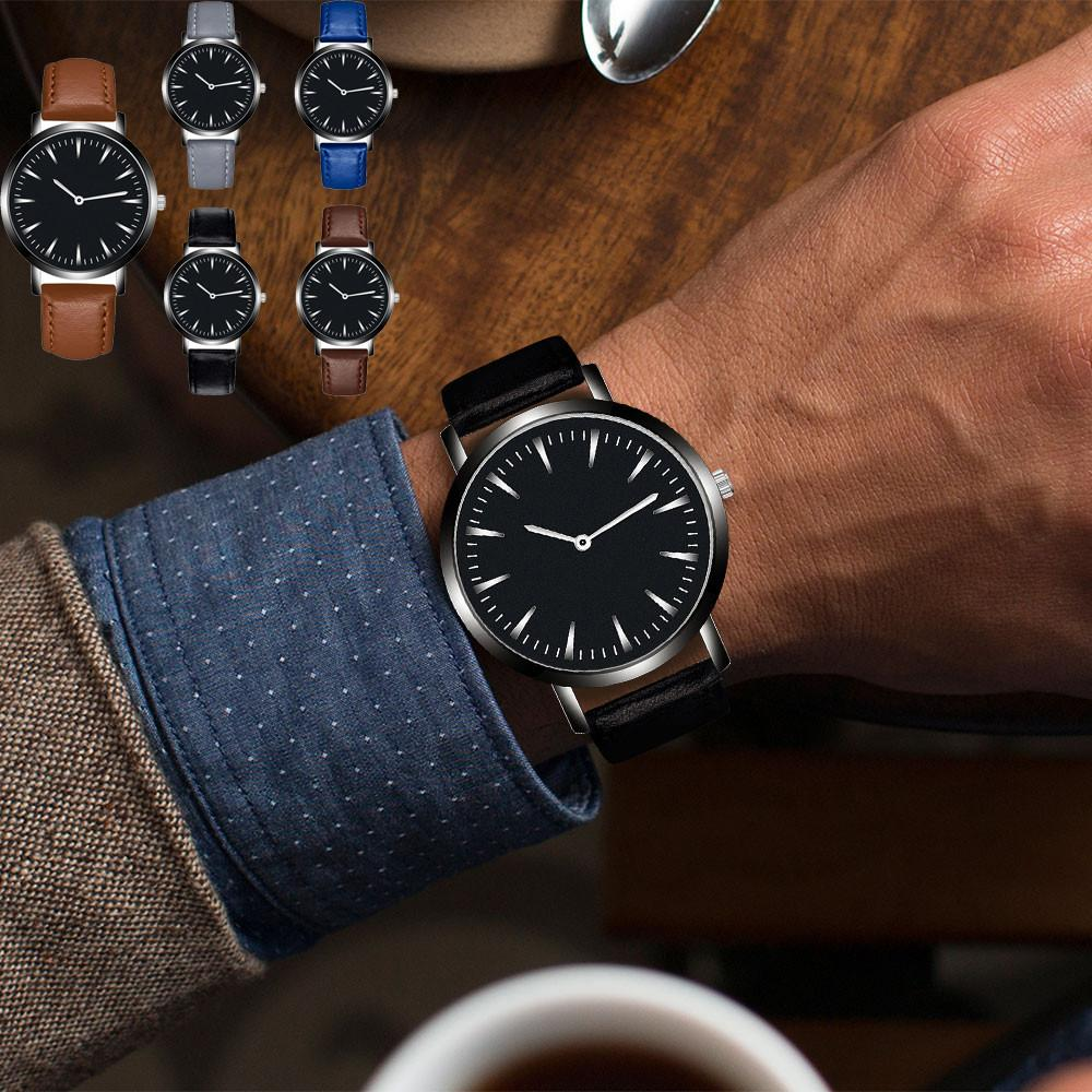 Relojes Luxury Watch Top Masculino Clock Mens Brand Man Para Hombre Relogio Watches 2018 OkXiTuPZ