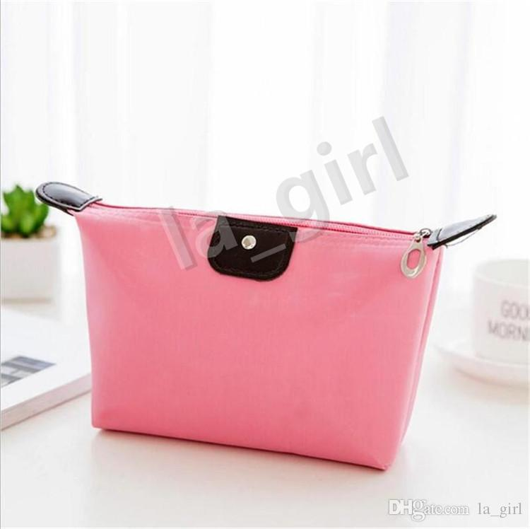 Cute Travel Cosmetic Bag Pouch Clutch Handbag Hanging Toiletries Travel Kit candy Makeup Bags Jewelry Organizer Casual Purse For Women