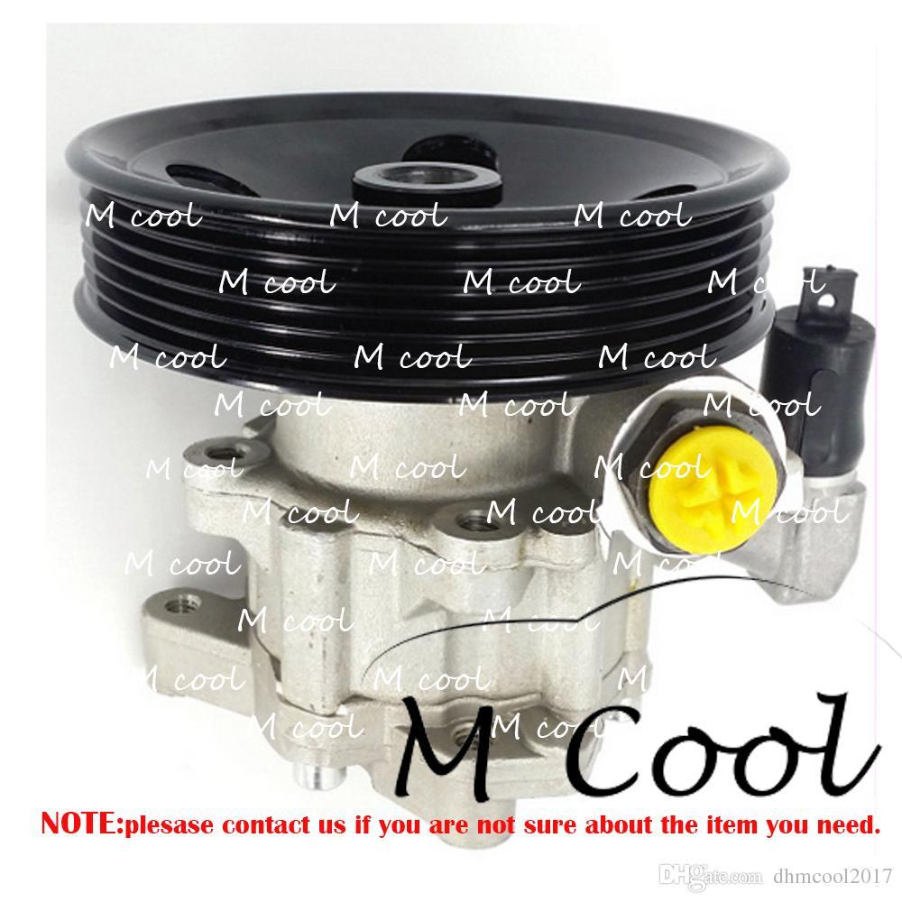 2006 ml500 power steering pump
