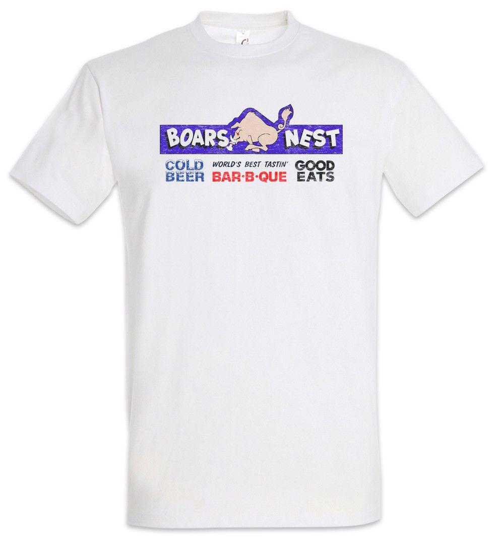 a76b54bdae88 Großhandel Eber Nest T Shirt Das Dukes Bar Zeichen Symbol Logo Von Hazard  Company Club Übersteigt Cooles Lustiges T Shirt Des Sommers Von Gaobei08,  ...
