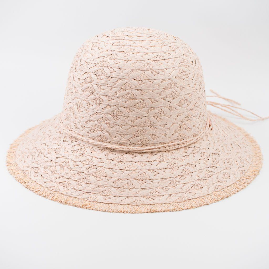 7b084532a6752 Compre EPU MH1847 Loose Borda De Papel Palha Senhora Elegante Chapéu Da  Forma Do Bebê Verão Vogue Crochet Bucket Hat Para Mulher De Winzfox