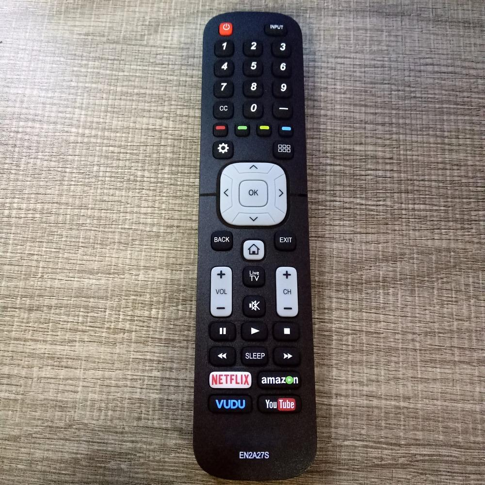 New Original for Sharp EN2A27S Smart TV Remote Control for LC-65N6200U  LC-65N7000U LC-65N9000U LC-75N620U LC-75N8000U