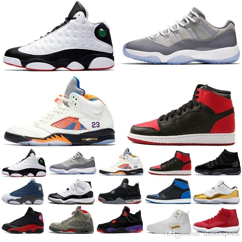 newest 87835 5d37a Acheter Nike Air Jordans Jordans Retro Retros Date 11 11 S Gym Rouge  Basketball Chaussures Hommes Femmes Chicago Midnight Navy Space Concord Prm  Heiress ...