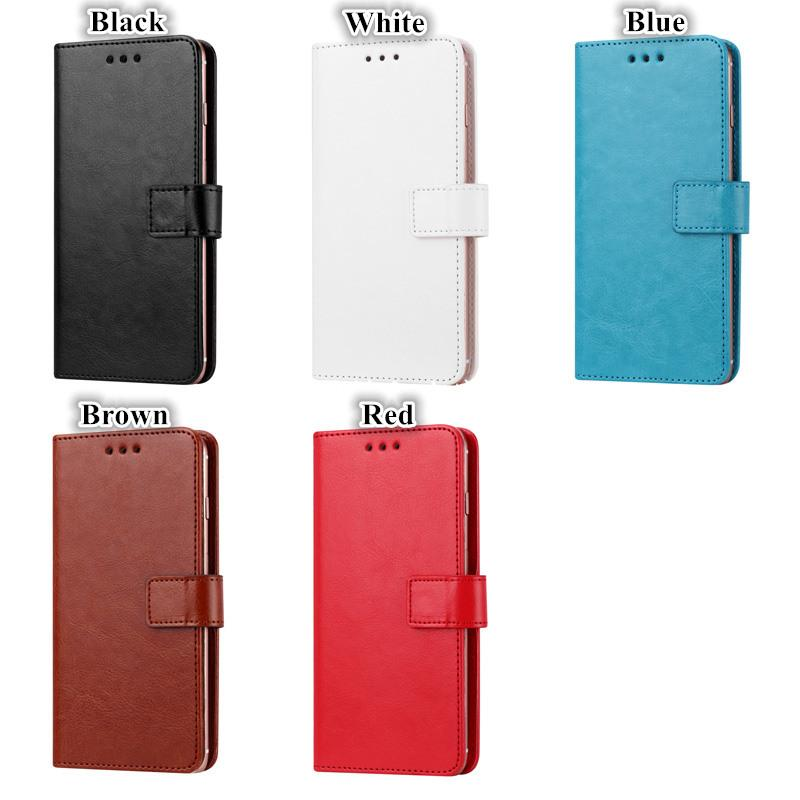 Universal Pull Tab Wallet PU Flip Leather Case Card Slot For 4.5 To 6.3inch Mobile Phone iPhone Samsung LG HTC Nokia SONY Huawei XiaoMi