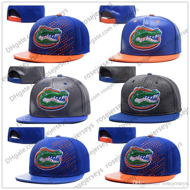 f16ad0228c3 2019 NCAA Florida Gators Caps 2018 New College Adjustable Hats All  University Snapback In Stock Mix Match Wholesale Order Gray Royal Blue From  Rosejerseys