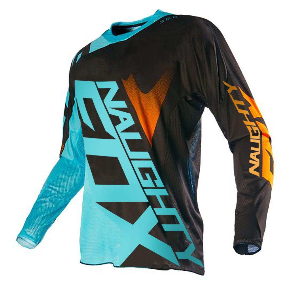 Dirt Fox Vtt Road Mx Bmx Off Moto 360 Acheter Naughty Jersey Shiv Hwqv5P5